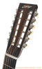 Collings 02 12 String acoustic - slotted headstock