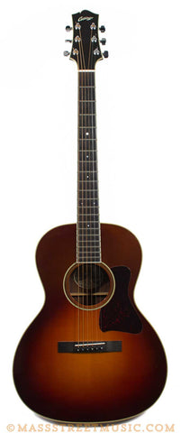 Collings C10 Deluxe acoustic burst - front