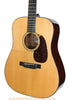 Collings D1A Custom acoustic guitar - angle