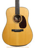 Collings D1A Custom acoustic guitar - front close up