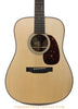 Collings D2H AVN acoustic guitar - front close up