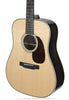 Collings D2VN Custom acoustic guitar  - angle
