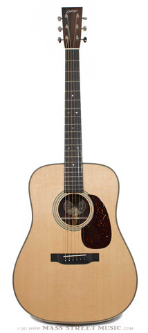 Collings D2VN Custom acoustic guitar  - front