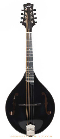 Collings MTGT Mando Black - front