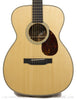 Collings OM2H MGR acoustic guitar - frontcloseup