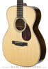 Collings OM2H MGR acoustic guitar - front angle