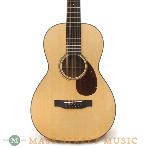 Collings 01 12-string Acoustic Guitar - front close