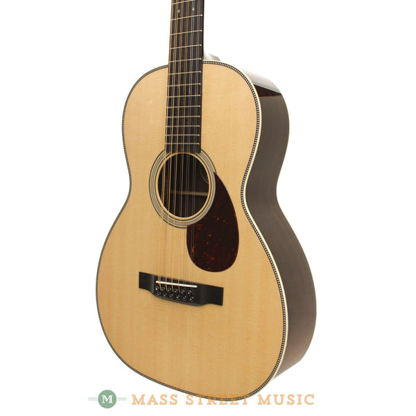 collings 02h 12 string acoustic guitar with hardshell case mass street music store. Black Bedroom Furniture Sets. Home Design Ideas
