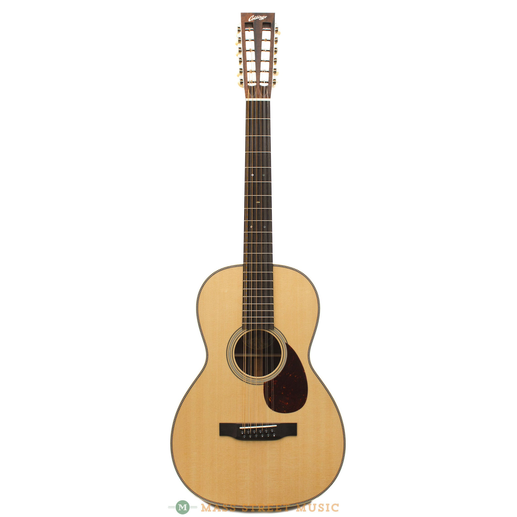 Collings Acoustic Guitars 02H 12 String