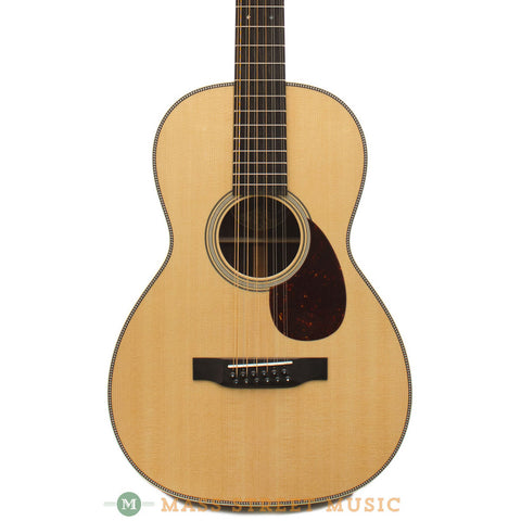 Collings 02H 12 String Acoustic Guitar - front close