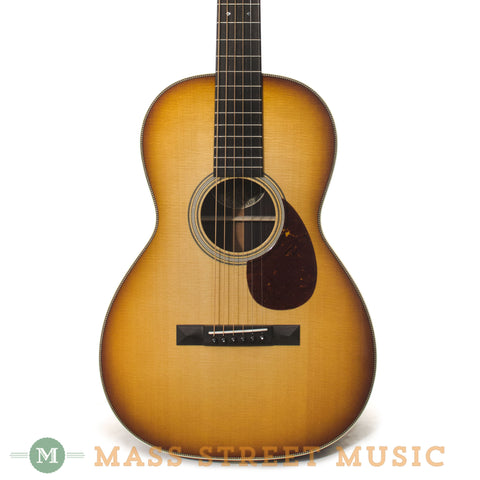 Collings 02 SB 12-Fret Western Shaded Acoustic - front close