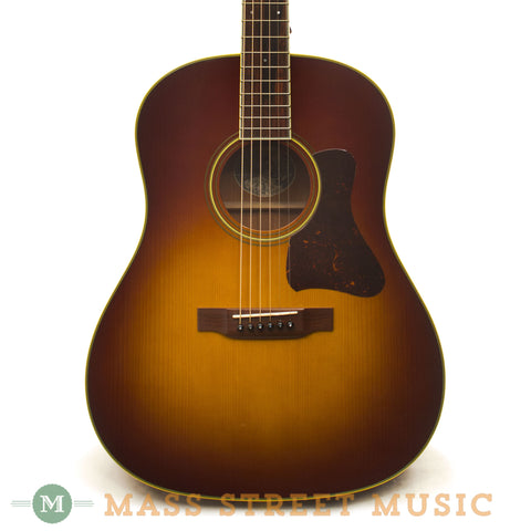 Collings CJMh A SB 2008 Used Acoustic Guitar - front close