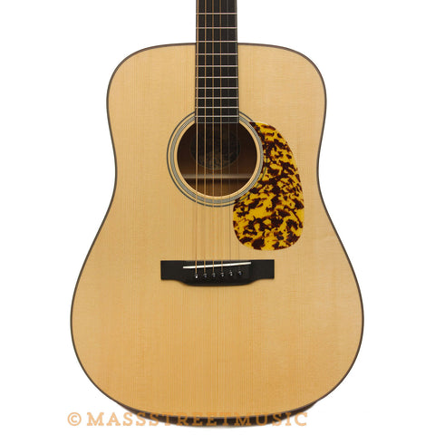 Collings CW Mh A Acoustic Guitar - front close
