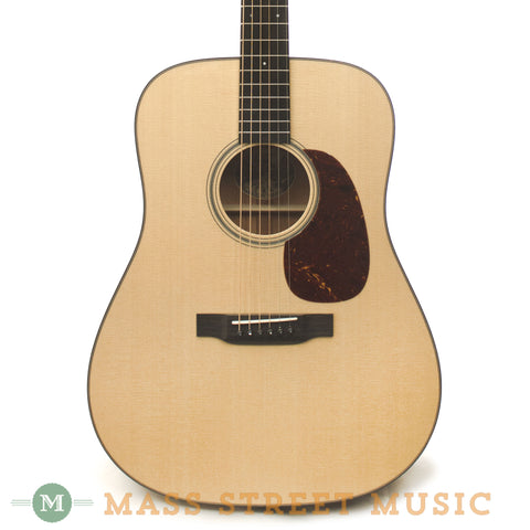 Collings D1 Custom Dreadnought - front close
