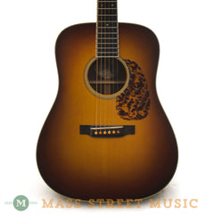 Collings 2000 Custom D2 Baaa A SB Brazilian Dreadnought - front close