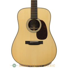 Collings D2H Brazilian Acoustic Guitar - front close