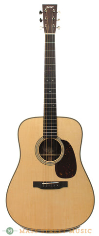 Collings D2H Madagascar MRA VN Acoustic Guitar - front
