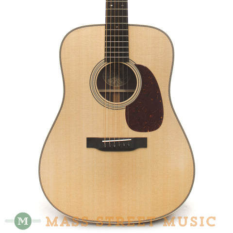 Collings D2H VN Acoustic Guitar - front close