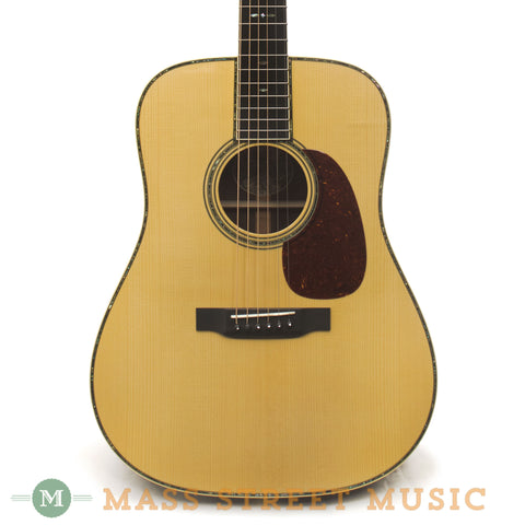 Collings D42 MRA VN Acoustic Guitar - front close