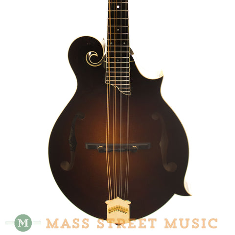 Collings MF5 F-Style Mandolin - front close