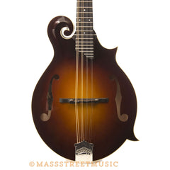 Collings MF GT Sunburst F-Style Mandolin - front close