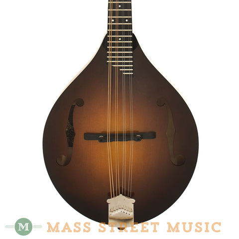 Collings MT GT A-Style Mandolin - front close