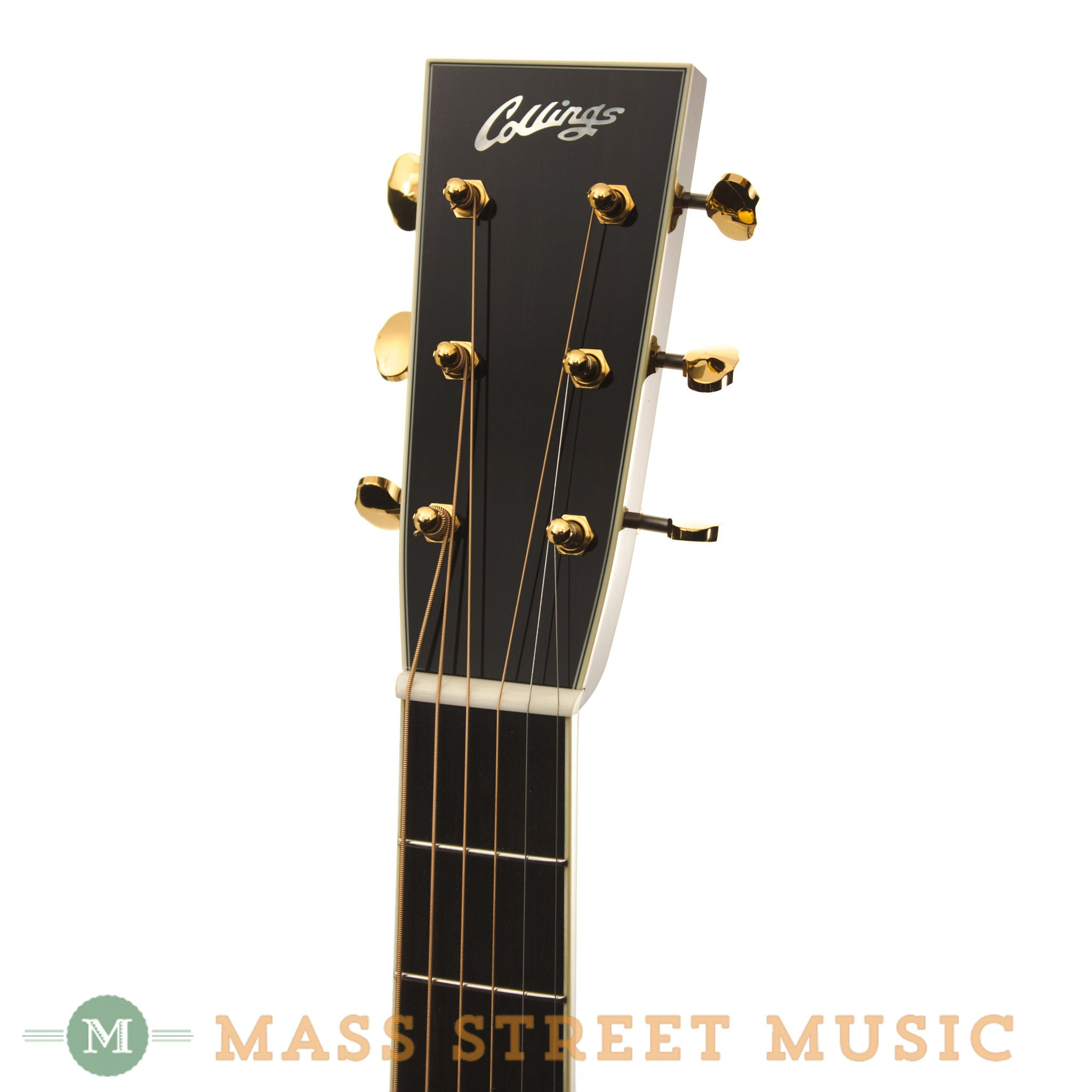 collings om3 mrg vn cut acoustic guitar with case mass street music store. Black Bedroom Furniture Sets. Home Design Ideas