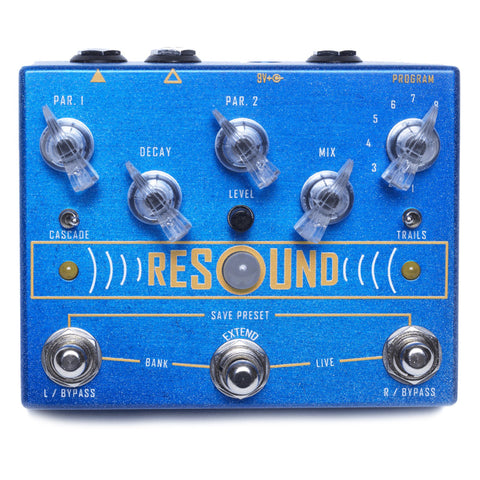 Cusack Effects - Resound Reverb