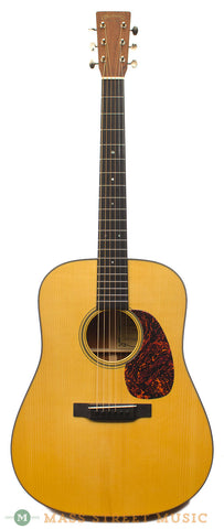 Martin D-18GE Used Acoustic Guitar - front