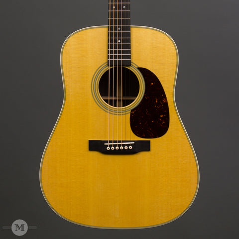 Martin Acoustic Guitars - 2017 D-28 New