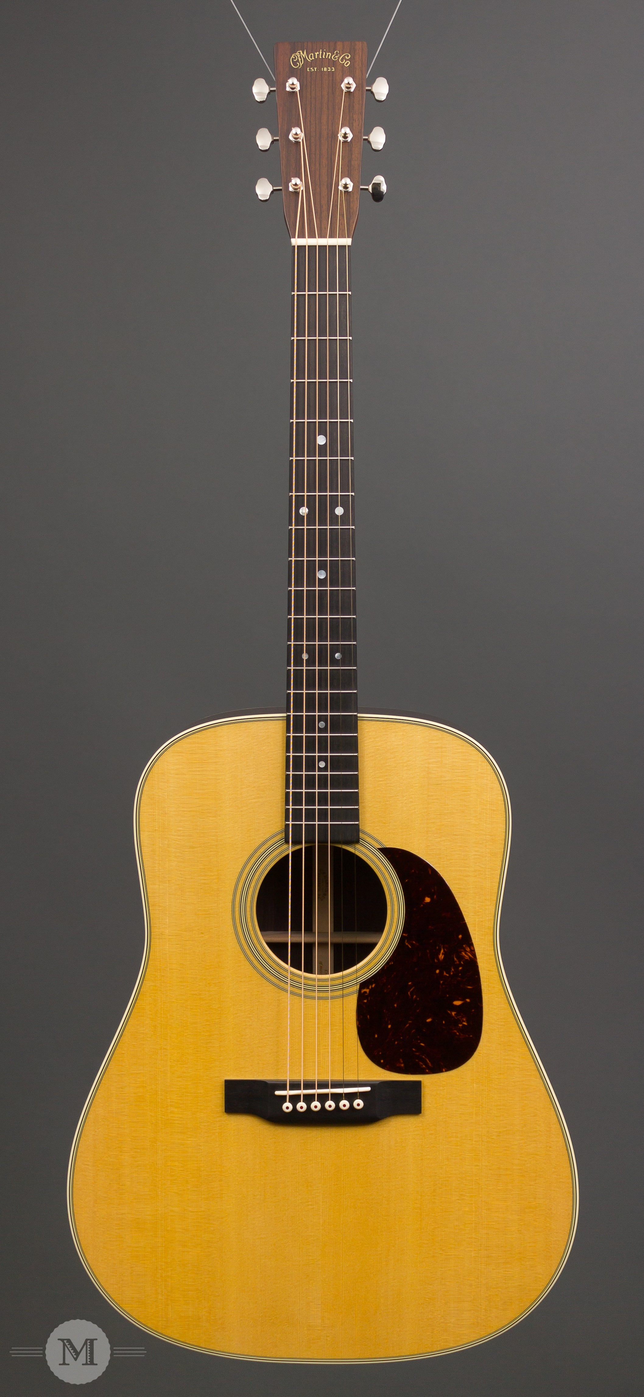 Martin Acoustic Guitars D 28 Newly Redesigned Mass Street Music