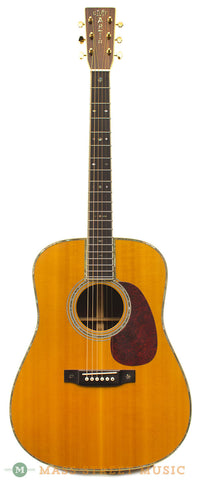 Martin D-42 1996 Used Acoustic Guitar - front