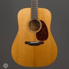 Bourgeois Acoustic Guitars - Championship Dreadnought - Front Close