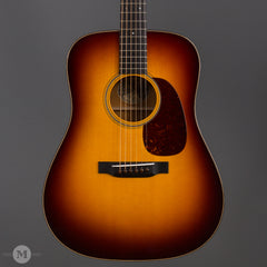 Collings Acoustic Guitars - D1 T SB Traditional - Custom Sunburst - Front Close