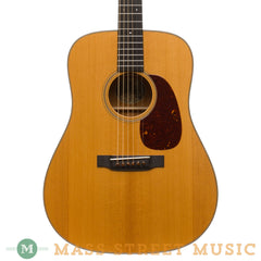 Collings Acoustic Guitars - D1 Traditional T Series - Baked - Front Close