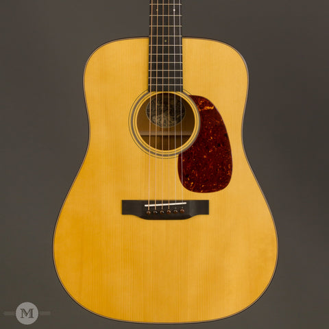 Collings Guitars - D1 A Traditional T Series - Vintage Satin - Front Close