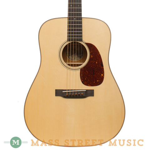 Collings Acoustic Guitars - D1 A Traditional T Series - Front Close