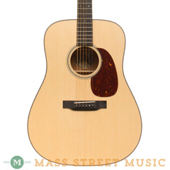 Collings Acoustic Guitars - D1 Custom - Front Close