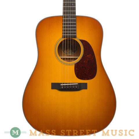 Collings Acoustic Guitars - D1 VN SB - Front Close