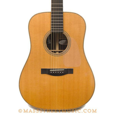 Santa Cruz Acoustic Guitars - 1987 Dreadnought Used