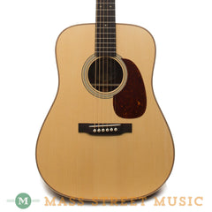 Collings - D2HA MR Traditional T Series Front