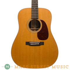 Collings Acoustic Guitars - D2H Traditional T Series - Baked - Front Close