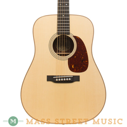 Collings Acoustic Guitars - D2H MR A Traditional T Series - Front Close