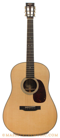 Collings DS2H Acoustic Guitar - front