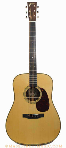 Collings D2HBA Varnish Guitar - front