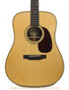 Collings D2HBA Varnish Guitar - front close up