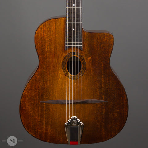 Eastman Acoustic Guitars - DM1-CLA - Front Close