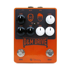 Keeley Effect Pedals - D&M Drive