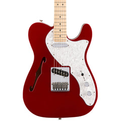 Fender - Deluxe Thinline Telecaster - Candy Apple Red