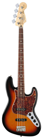 Fender Deluxe Active Jazz Bass Burst - front